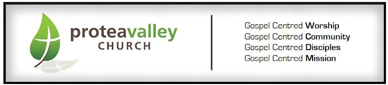 Protea Valley Church Blog
