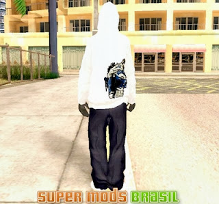 [Mod GTA SA] Winter Skin 2