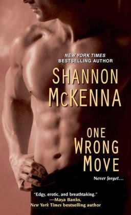 ONE WRONG MOVE SHANNON MCKENNA