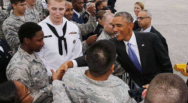 ISIS Siap Hadang Obama