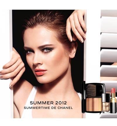 Maquillaje+chanel+invierno+2013
