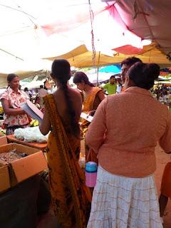 relevé de prix au Sri Lanka