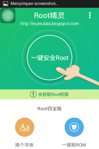 Tutorial Cara Mudah Root Android Tanpa PC Dan Laptop - Cocomeong Info