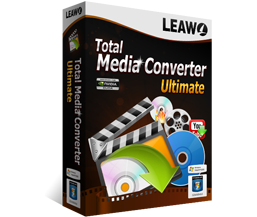 Leawo Total Media Converter Ultimate 6 box