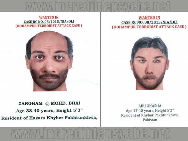 udhampur suspects sketches by NIA