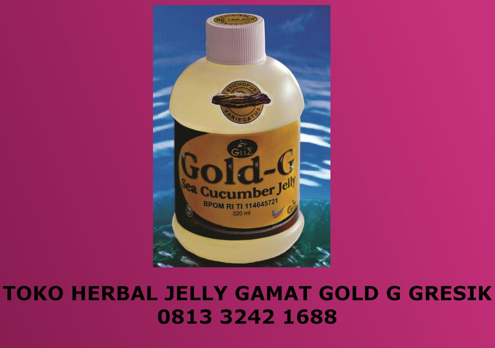 Toko Herbal Penjual Jelly Gamat Gold G Di Gresik 320 Ml