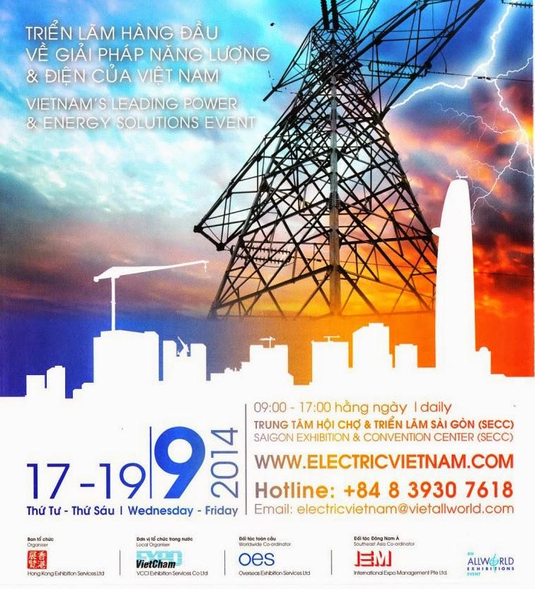 Electric & Power Vietnam - Triển lãm quy mô quốc tế về Giải pháp Năng lượng và Điện của Việt Nam