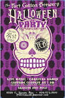 Fort Collins Brewery Halloween Party