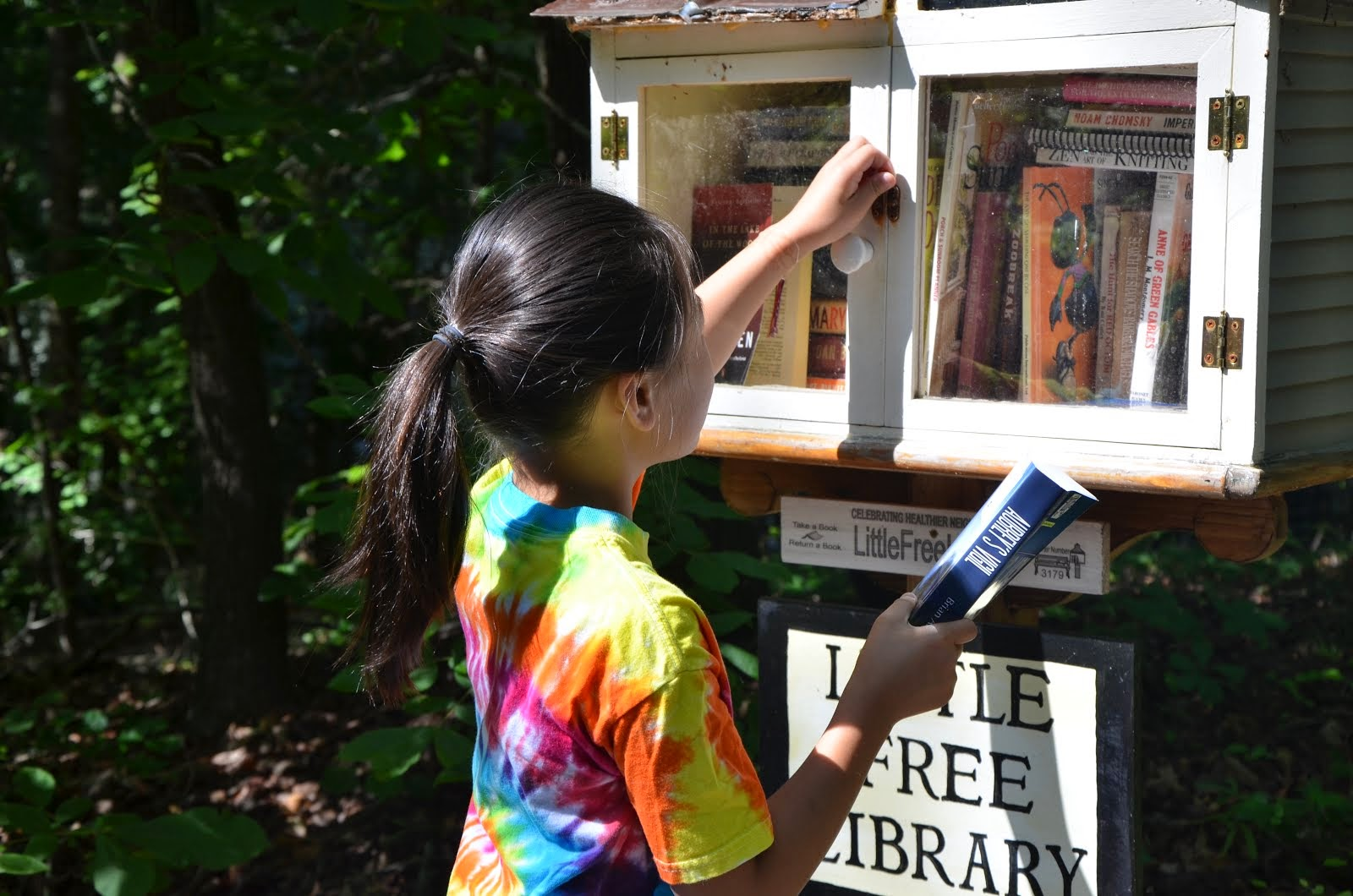 Bookcrossing Library Athens, Ga