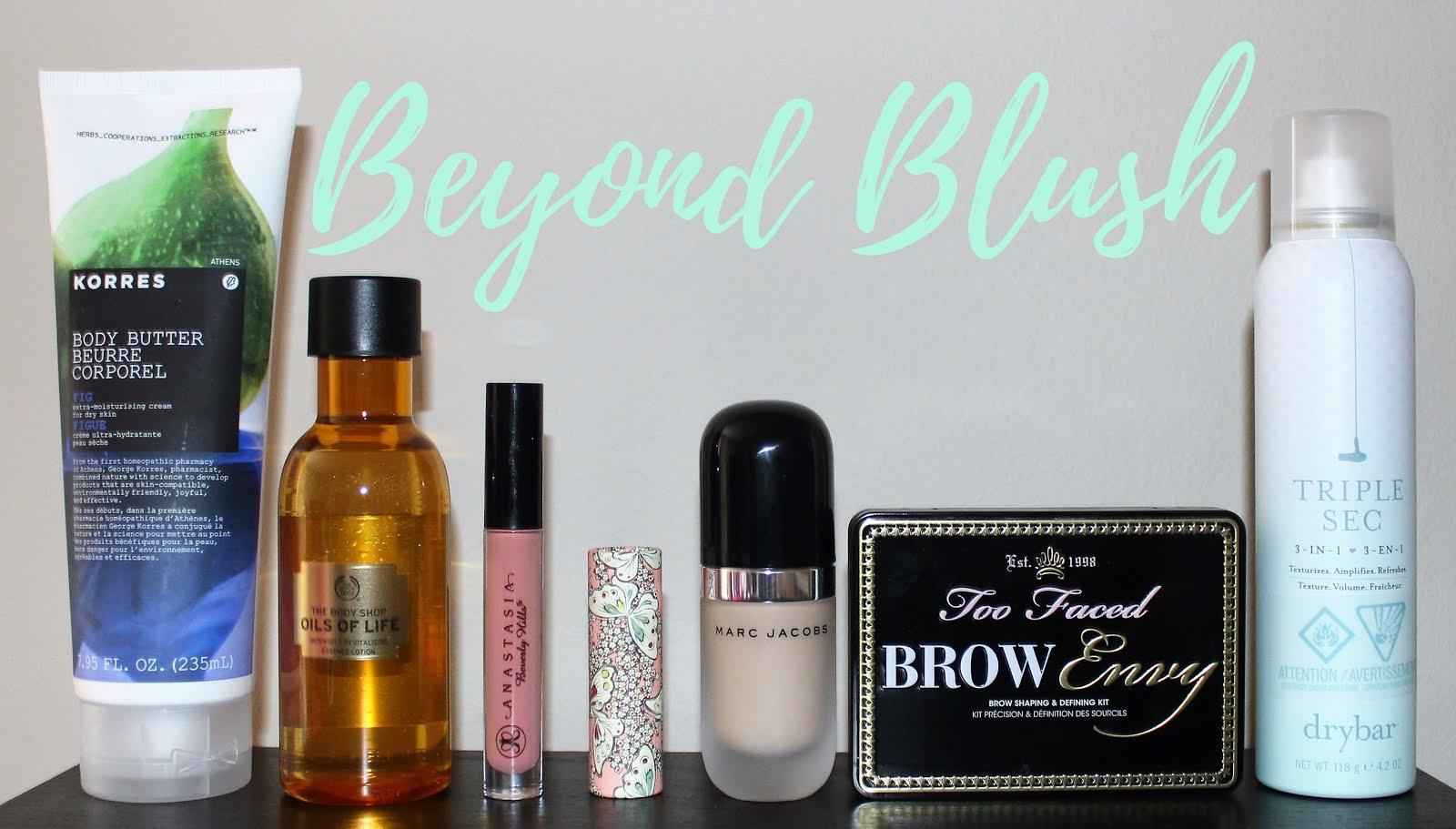 Beyond Blush