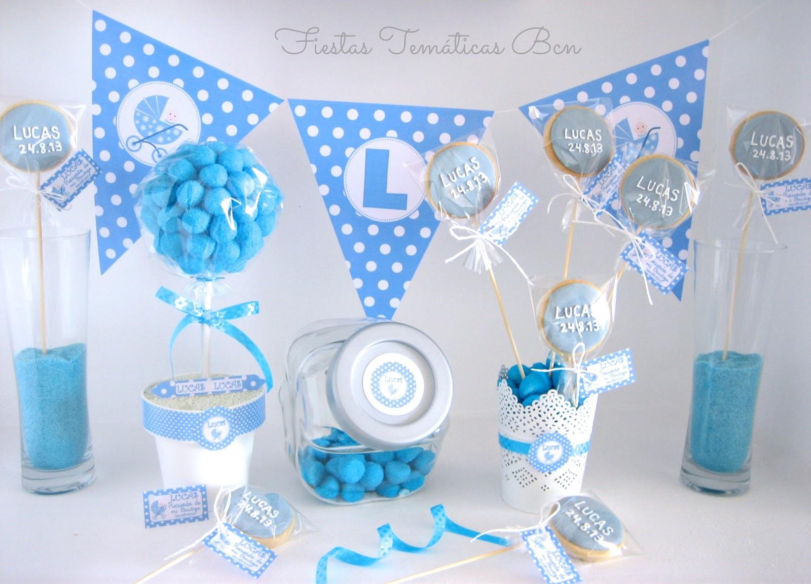 Fiestas tem ticas bcn kits de fiesta imprimibles galletas for Decoracion de bautismos