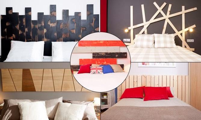 cabeceros de cama originales y creativos