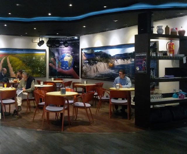 Área café_Restaurante Cáscaras