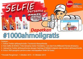 Info-Kuis-Lagi-Kontes-Selfie Bersama Ahasss