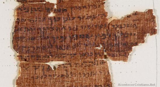 Manuscrito más antiguo de los Diez Mandamientos es digitalizado