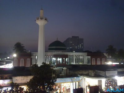New Market Mosque Dhaka