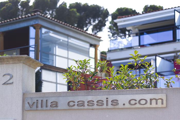 villa cassis rental