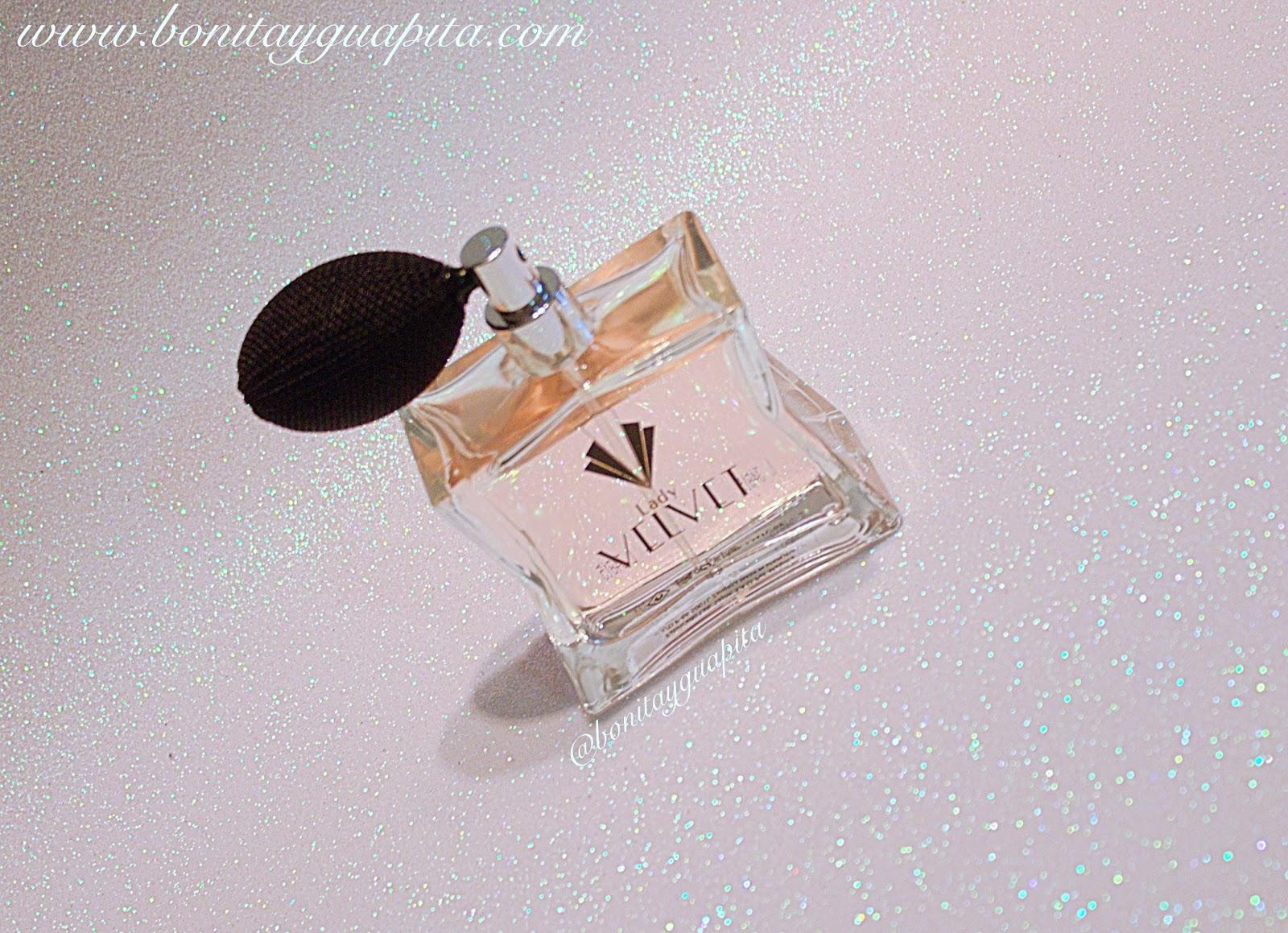perfume lady velvet