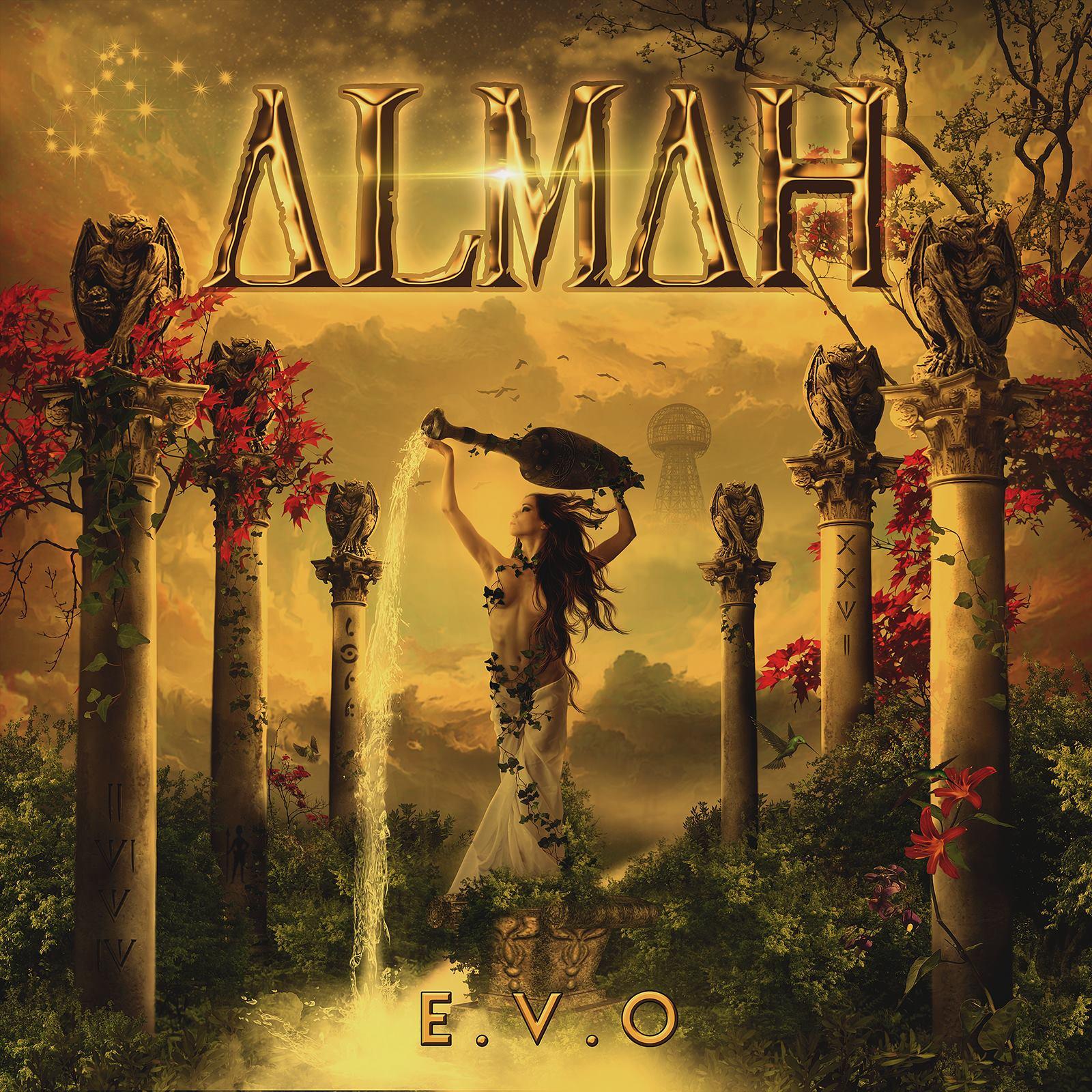 Lançamento - Almah