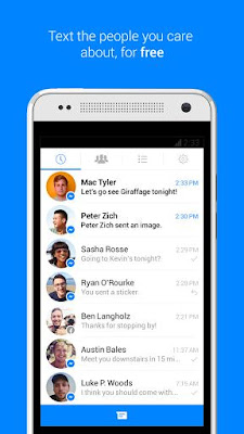 Facebook Messenger 47.0.0.28.16 APK for Android