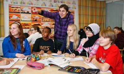 Di Finlandia, Sekolah 5 Jam Tanpa PR & Ujian Nasional