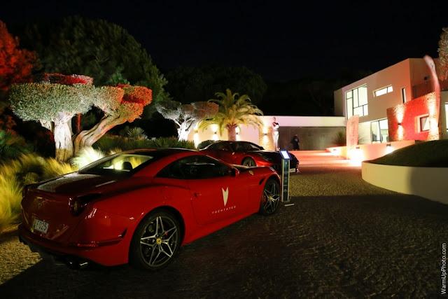 Ferrari partenaire Yachtster
