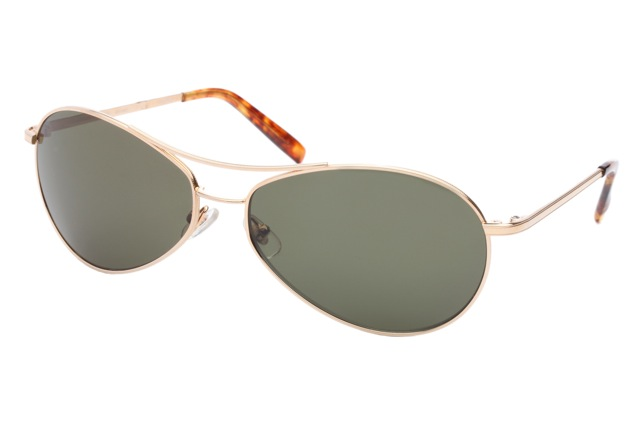 Morgenthal Frederics Corsair aviators for L.A.M.B. Fall 2011 runway