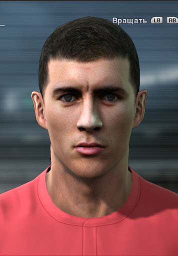 Eden Hazard Face by Ekzu