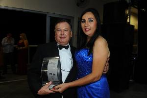 Cerimonial troféu Dr. Pedro Aleixo, Abril de 2015! Deus, não sabia que receberia tantos Troféus!