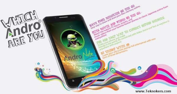 harga phablet Pixcom Andro Note, pengertian phablet, spesifikasi dan review Pixcom Andro Note, gambar hp Pixcom Andro Note, handphone android ics layar gede dua kartu
