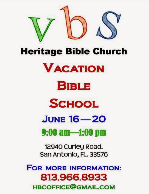 VBS Flier