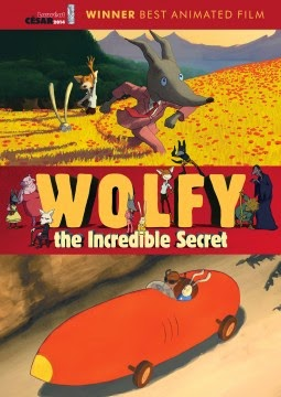 Wolfy: The Incredibe Secret