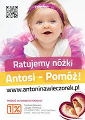 Pomoc dla Antosi