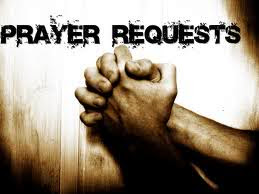 Submit & Read Prayer Requests