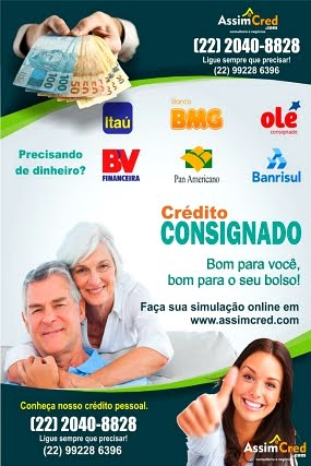 AssimCred Cabo Frio