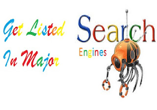 Search Engine Index, Listed In Search Engines