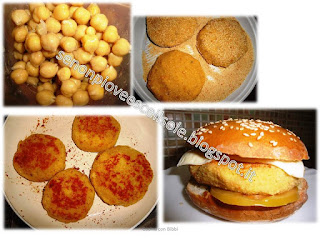 panini... fast food... vegetariano!