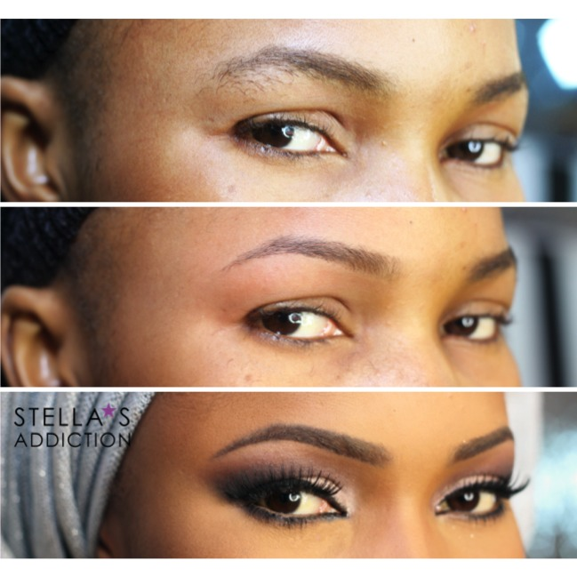 Transformation Tuesday 11 Eyebrow Threading Facts Stellas Addiction