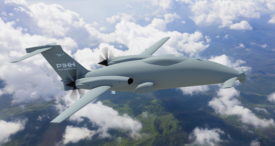 Piaggio Aero claims its new drone will offer an unmatched combination of range, wide operative speeds, fast climb gradient, high operational ceiling and the capability to carry a variety of payloads, providing end users with a powerful yet flexible defense system that outperforms other MALE Systems.