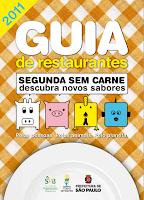 Guia Segunda Sem Carne de Restaurantes de São Paulo