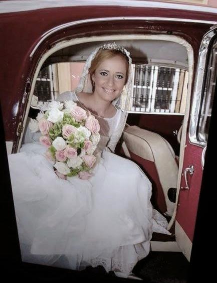La real boda de Elena