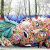 Grafitis: arte urbano