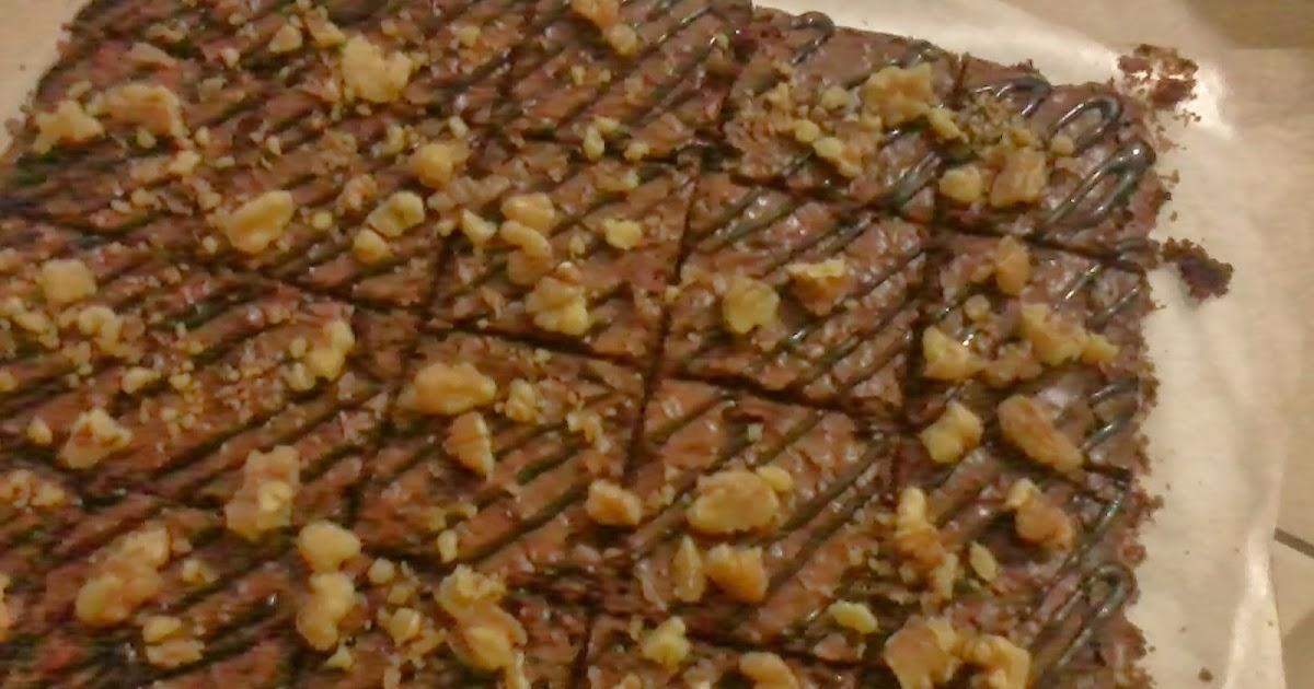 Resepi Brownies Ourkizuna