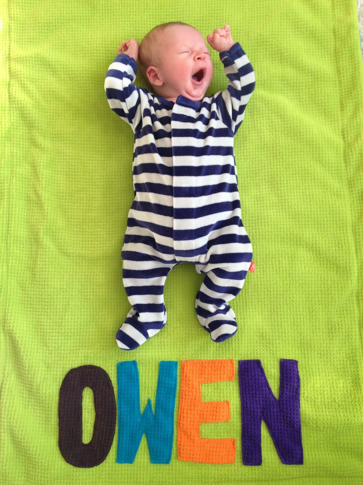 Owen (Grand Child No. 2)