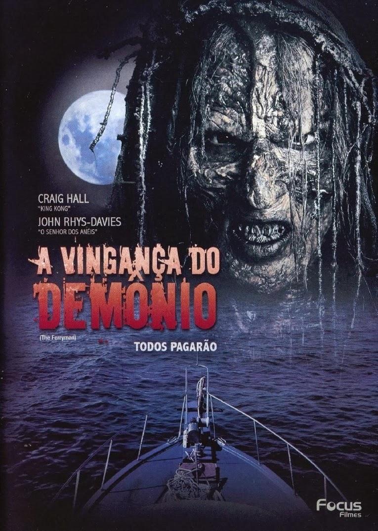 A Vingança do Demônio – Dublado
