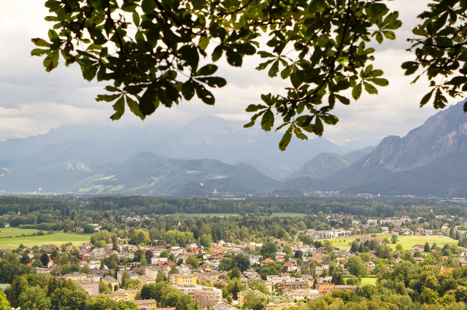 Alps-Salzburg