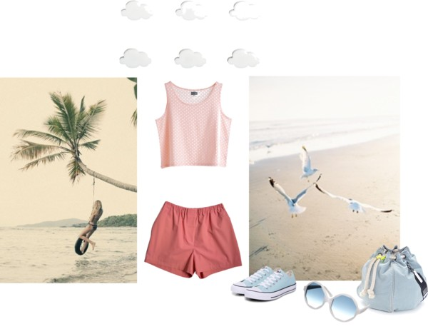 SAILING SHORT BY XOANYU WITH POLYVORE