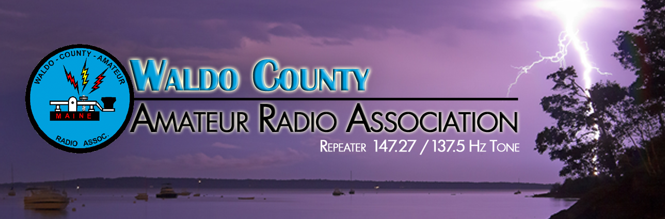 Waldo County Amateur Radio Club