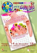 """CINE FÓRUM PARA LA IGUALDAD """"Las chicas del calendario """""""