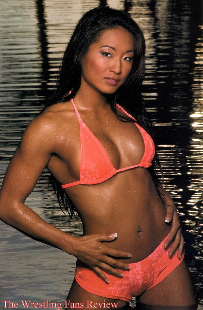 Gail kim hot photos Gail Kim Nude - Hot Pics - Naked - Topless - Fansite - t